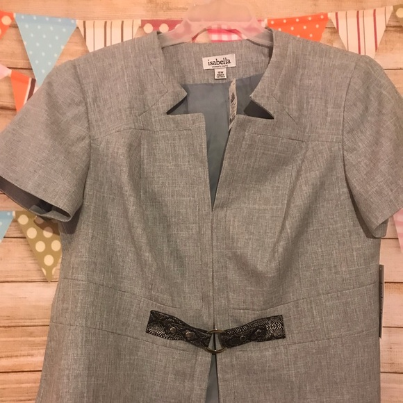 Isabella Rodriguez Dresses & Skirts - Isabella Jacket and Skirt Suit Set